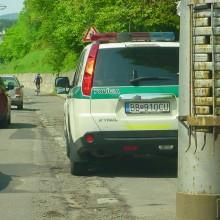 Pollicajné parkovanie na Polnej