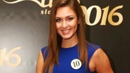 O titul Miss Slovensko 2016 zabojuje aj Bystričanka Ľudmila Šedivcová