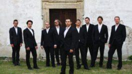 Martin Babjak a Danubius Octet Singers vBanskej Bystrici