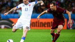 """Bystričan Marek Hamšík na futbalových ME """"zarezal"""" Rusov v Lille"""