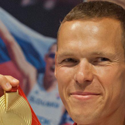 SR šport atletika MS chôdza Matej Tóth TK BAX
