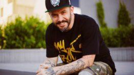 Sobotňajší hip hop workshop V4 v Europe bude viesť aj Laci Strike