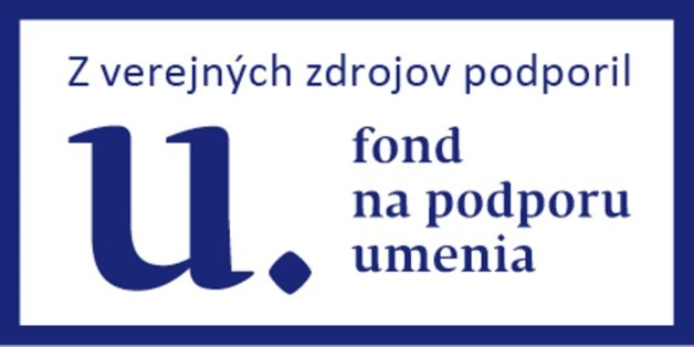 LOGO fond na podporu umenia