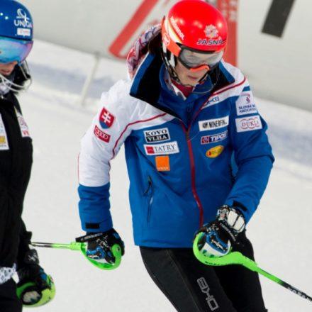 Rakúsko Alpské lyžovanie Slalom Nočný Flachau