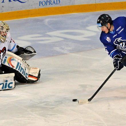 SR Poprad hokej TL 39. kolo Banská Bystrica POX