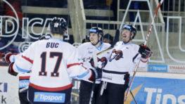 FOTO-VIDEO: Barani v prvom dueli play-off rozdrvili Nové Zámky + HLASY