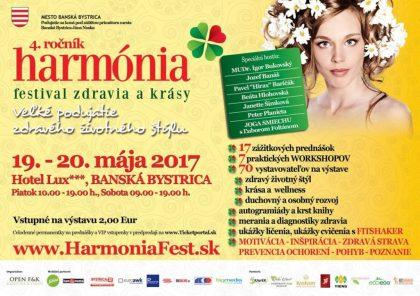 HARMONIA-2017-BANSKA-BYSTRICA plagat