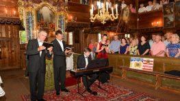 FOTO: Úžasný koncert súrodencov Babjakovcov v Hronseku