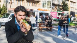 Medzinárodný gastronomický festival pouličného jedla v meste pod Urpínom