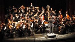 Zaujímavý koncert West Virginia Youth Symphony v meste pod Urpínom