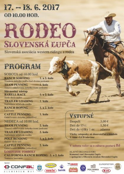 plagat rodeo