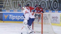 FOTO: Naše HC ´05 pokorilo Slovan pred zápasmi v KHL  + HLASY