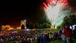 Rozlúčka s prázdninami v Parku pod Pamätníkom SNP je 1. septembra
