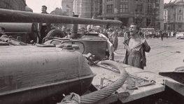 FOTO: Pripomíname si 49. výročie okupácie Československa vojskami Varšavskej zmluvy