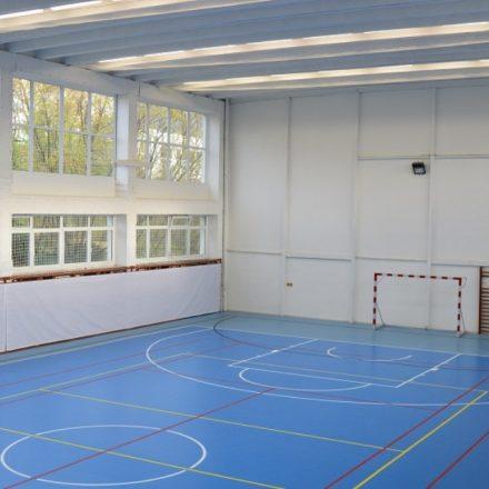 1_Telocvičňa v priestoroch bývalej Základnej školy Magurská