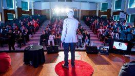 FOTO: Prvý univerzitný TEDxUMB  na Slovensku sa niesol v príjemnej a inšpiratívnej atmosfére