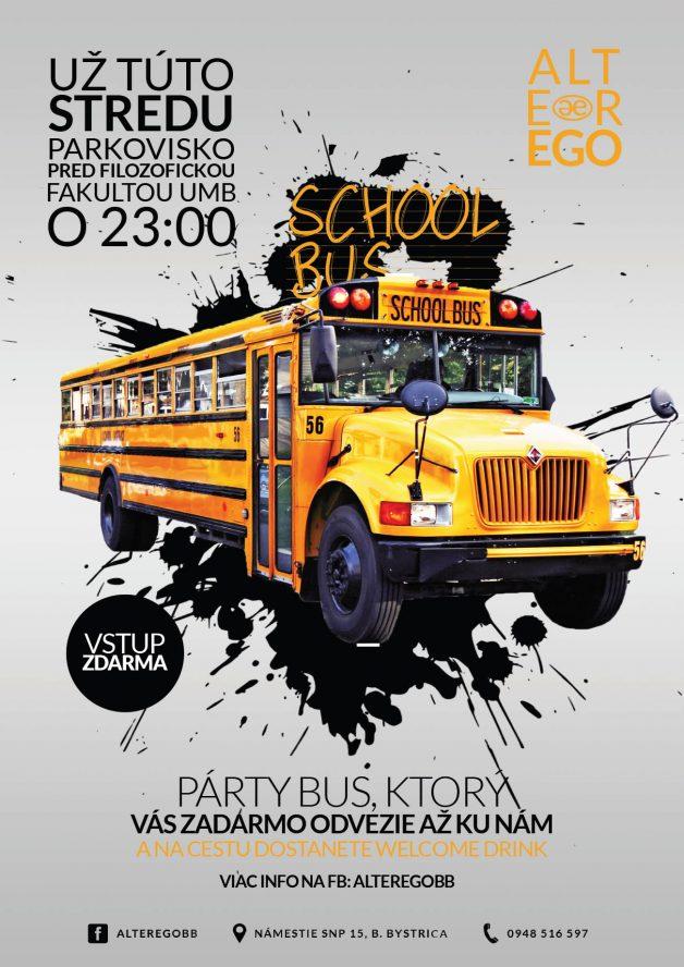 SCHOOL BUS full