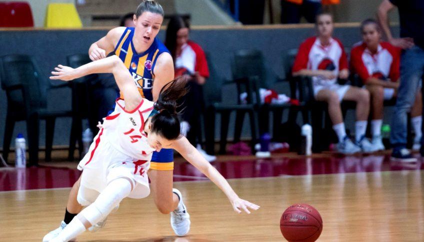 SR basketbal ženy extraliga B.Bystrica GA Košice BBX