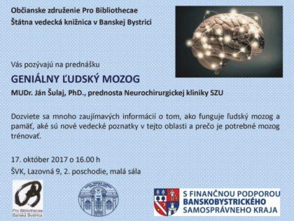 genialny mozog
