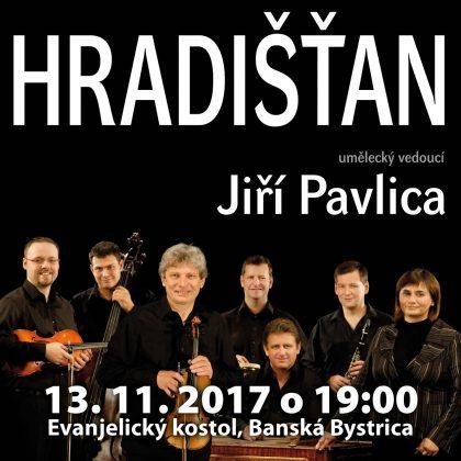 plagát Hradišťan