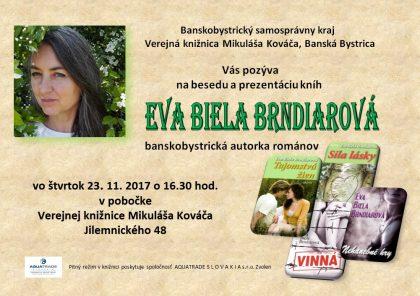 Eva Biela Brndiarová