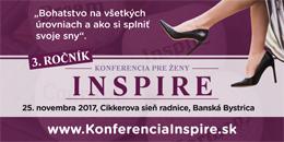 Konferencia INSPIRE