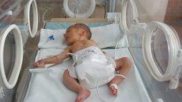 V Europe bude 16. novembra Svetový deň predčasne narodených detí