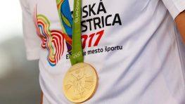Európske mesto športu sa umiestnilo medzi najlepšími v súťaži PROKOP