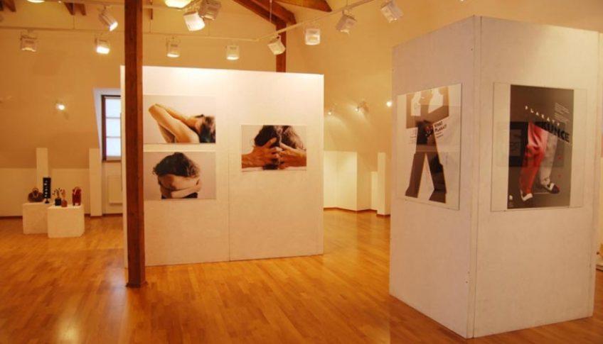 galeria v podkrovi