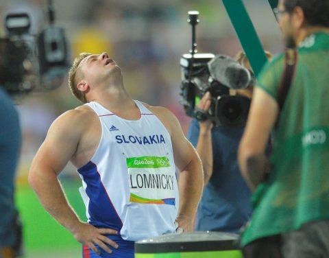 Brazília SR OH2016 Rio de Janeiro atletika kladivo muži finále
