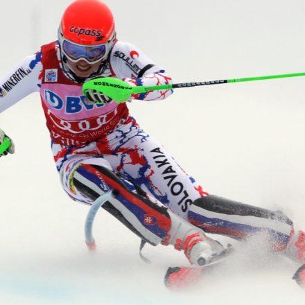 USA SR lyžovanie slalom ženy SP Vlhová