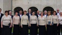 Vianočný koncert Collegium Cantus v knižnici
