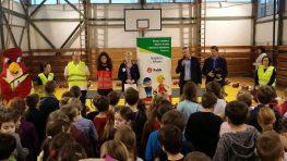 Banská Bystrica bude bezpečnejším miestom vďaka šikovnosti školákov