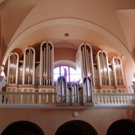katedralny organ