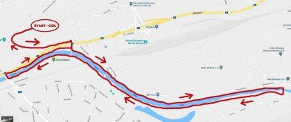 mapa 6 km