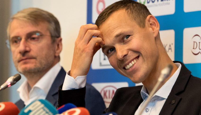 SR Bratislava šport atletika doping oslobodenie SAZ Tóth BAX