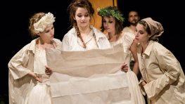 FOTO: Bratislavské herečky v Bábkovom divadle na Rázcestí