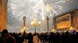Novoročné tradície v Európe