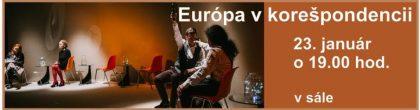 europa v korespondencii