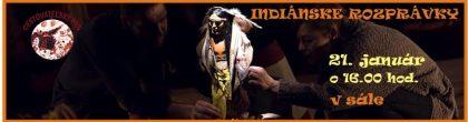 indianske rozpravky