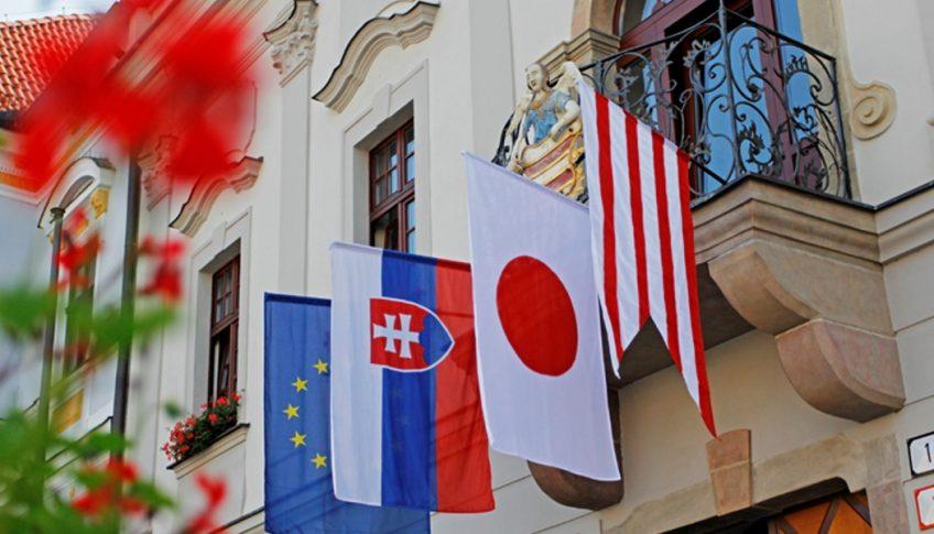 slovensko japonske priatelstvo