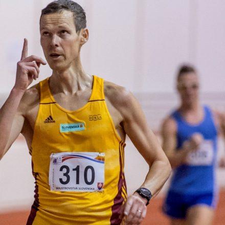 SR Atletika Elán míting chôdza 5000 m Tóth BAX