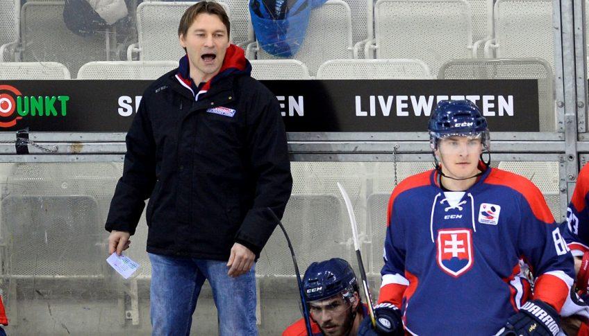 Rakúsko Euro Ice Hockey Cup OH Slovensko Slovinsko