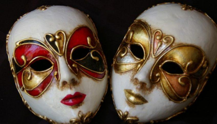 Venice-Masks
