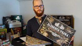 Matúš Astrab: Strategická hra Blesková vojna – mierumilovnejšia ako človeče alebo šachy