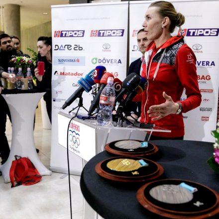 SR Kórea Pjongčang ZOH2018 Kuzminová návrat BAX