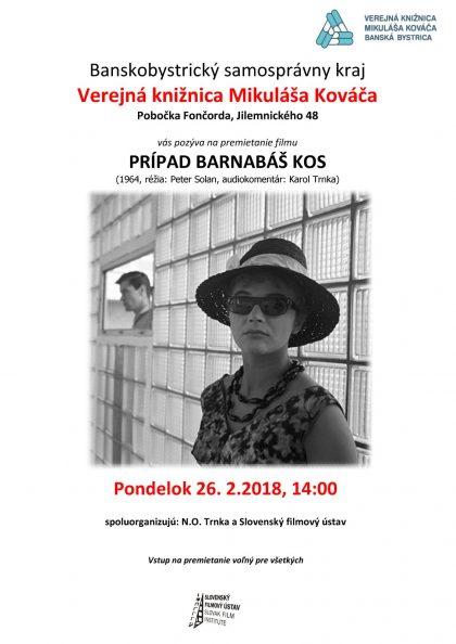 pozvanka_Barnabáš Kos