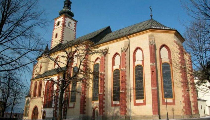nemecky kostol