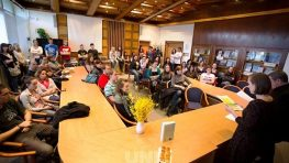 Univerzitná noc literatúry na UMB v znamení jazykov univerzity