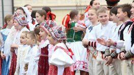 Detský folklórny súbor Radosť Banská Bystrica oslavuje 45. narodeniny